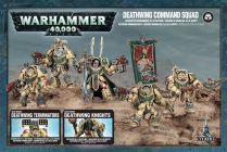 Настольная игра с миниатюрами Dark Angels Deathwing Command Squad