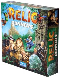Настольная игра Relic Runners