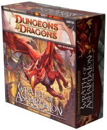 Настольная игра Wrath of Ashardalon