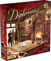 Настольная игра Diplomacy